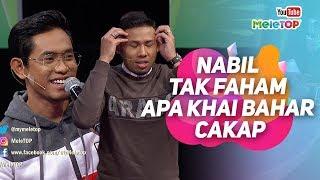 Download Lawak bila Nabil tak faham apa Khai Bahar cakap 🤣   MeleTOP   Neelofa Video