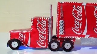 Download How To Make Coca Cola Truck Christmas Decoration Video