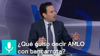 Download ¿Qué quiso decir AMLO con bancarrota? - Tercer Grado Video