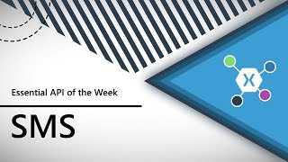Download SMS (Xamarin.Essentials API of the Week) Video