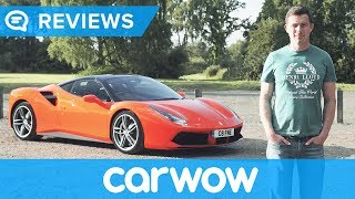 Download Ferrari 488 GTB review | Mat Watson Reviews Video