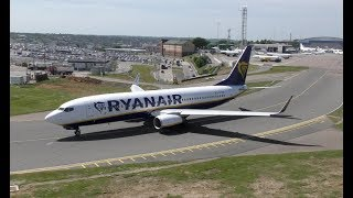Download Amazing Jet Engine Sound Boeing 737 Airbus A320 Ryanair EasyJet WizzAir Video