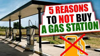Download 5 Reasons to NOT Buy a Gas Station Video