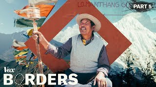 Download Building a border at 4,600 meters Video