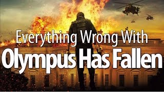 Download Everything Wrong With Olympus Has Fallen In 15 Minutes Video