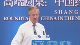 Download [2015 Shanghai Forum Roundtables] Nicholas R. Lardy Video
