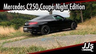 Download Test/Review Mercedes-Benz C250 Coupé Night Edition C-Klasse - Wenn der AMG zu teuer ist //JJsGarage Video