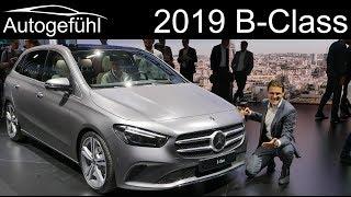Download All-new Mercedes B-Class REVIEW Premiere 2019 BClass B-Klasse - Autogefühl Video