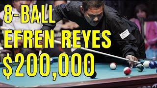Download Reyes vs Mike Sigel $200,000 8-ball Video