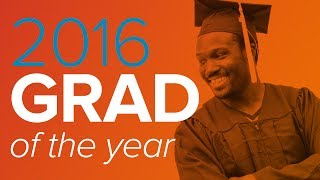 Download Penn Foster Graduate of the Year 2016: Omar Haughton Video