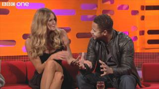 Download Cuba Gooding Jr and Elle Macpherson's audition stories - The Graham Norton Show, preview - BBC One Video