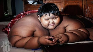 Download 10 FATTEST People In The World Video