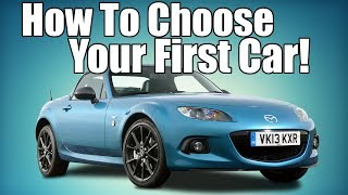 Download How To Choose Your First Car! Video