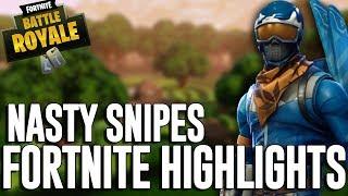 Download Nasty Snipes!! Fortnite Battle Royale Highlights - Ninja Video