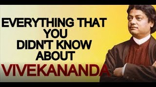Download EVERYTHING THAT YOU DIDN'T KNOW ABOUT VIVEKANANDA!! VEDBOOK Video