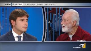 Download Otto e mezzo - Scalfari e l'Italia dei 5 Stelle (Puntata 03/11/2016) Video
