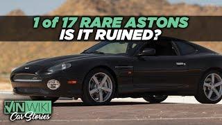 Download A teacher vandalized my ultra-rare Aston Martin Video