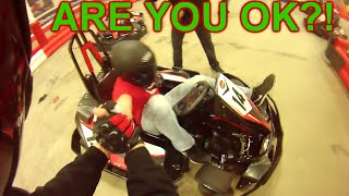 Download GO KART CRASH! - K1 SPEED Video