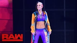 Download Bayley makes her official Raw debut: Raw, Aug. 22, 2016 Video