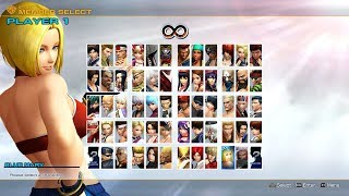 Download The King Of Fighters XIV all DLC + Characters select [1080p 60fps] Video