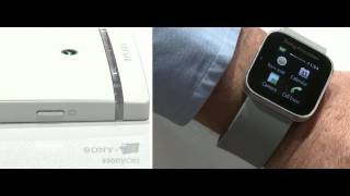 Download CES 2012: New Xperia S Phone by Sony! First Hands On Demo + New Smart Watch! Video