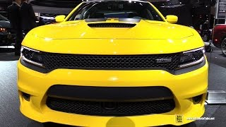 Download 2017 Dodge Charger Daytona - Exterior and Interior Walkaround - 2017 Detroit Auto Show Video