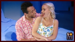 Download Dove Cameron & Corbin Bleu - ″Lay All Your Love On Me″ from Mamma Mia! - Hollywood Bowl 2017 Video