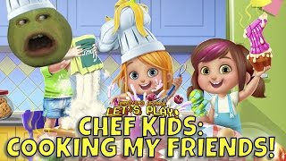 Download Pear Forced to Play - Chef Kids: Cooking My Friends! Video