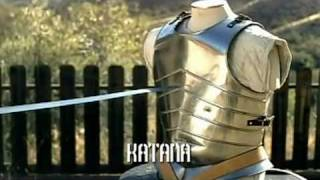 Download Japanese Katana VS European Longsword - Samurai sword VS Knight Broadsword Video