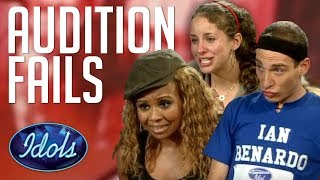 Download AUDITIONS GONE WRONG Angry Contestants & More | Idols Global Video