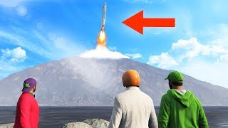 Download SAVE LOS SANTOS FROM THE NUKE! (GTA 5 Heists) Video