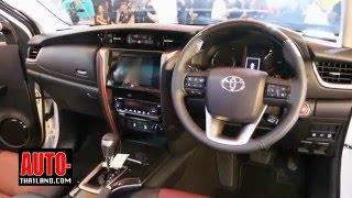 Download GrandOpening Toyota Fortuner TRD Sportivo 2016 Video