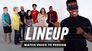 Download Match Voice to Person | Lineup | Cut Video