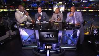 Download Warriors vs Rockets Game 3 Postgame Talk | Inside The NBA | May 20, 2018 Video