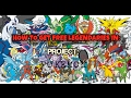 Download How To Get Legendaries For Free In Project Pokemon! Video