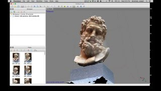 Download Intro to Agisoft Photoscan to Cinema 4D Video