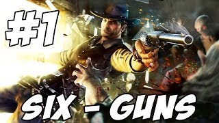 Download SIX - GUNS Faroeste Sobrenatural ( O início ) - Gameplay Android Video