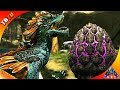 Download HOW TO GET THE ROCK DRAKE! WHERE TO FIND AND STEAL ROCK DRAKE EGGS! Ark Aberration DLC Gameplay Video