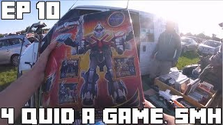 Download LIVE Car Boot Hunt Episode 10. Pokemon, Games, Assasins Creed Video