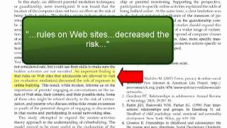 Download How To Read a Scholarly Journal Article Video