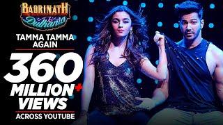 Download Tamma Tamma Again | Varun , Alia | Bappi L, Anuradha P | Tanishk, Badshah | ″Badrinath Ki Dulhania″ Video