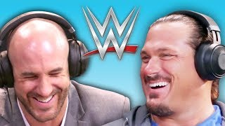 Download WWE SUPERSTARS TRY NOT TO LAUGH? Video