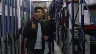 Download Museum van Soufiane Touzani op Utrecht Centraal is open! Video