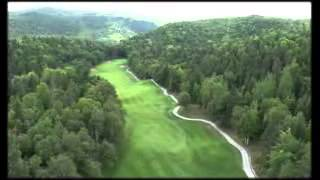Download Cape Breton Highlands Golf Course Helicopter Tour Video