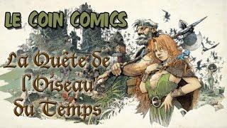 Download Le Coin Comics - La Quête de l'oiseau du temps Video