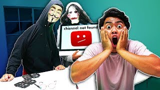 Download HACKERS are trying to delete my CHANNEL! Video