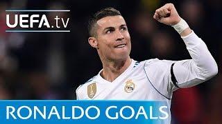 Download Ballon d'Or winner: Watch all of Cristiano Ronaldo's European goals Video