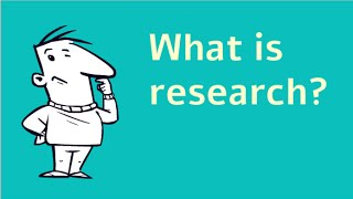 Download What is research? Video