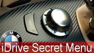 Download BMW iDrive Hidden Secret Menu howto: Video