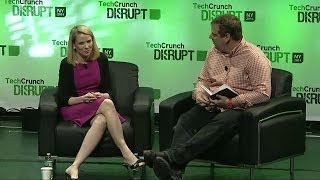 Download Marissa Mayer On the Last Two Years | Disrupt NY 2014 Video